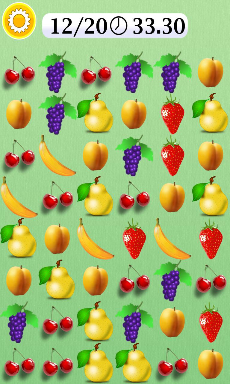Pop fruit crush - Daily Monthly All Time Highscores