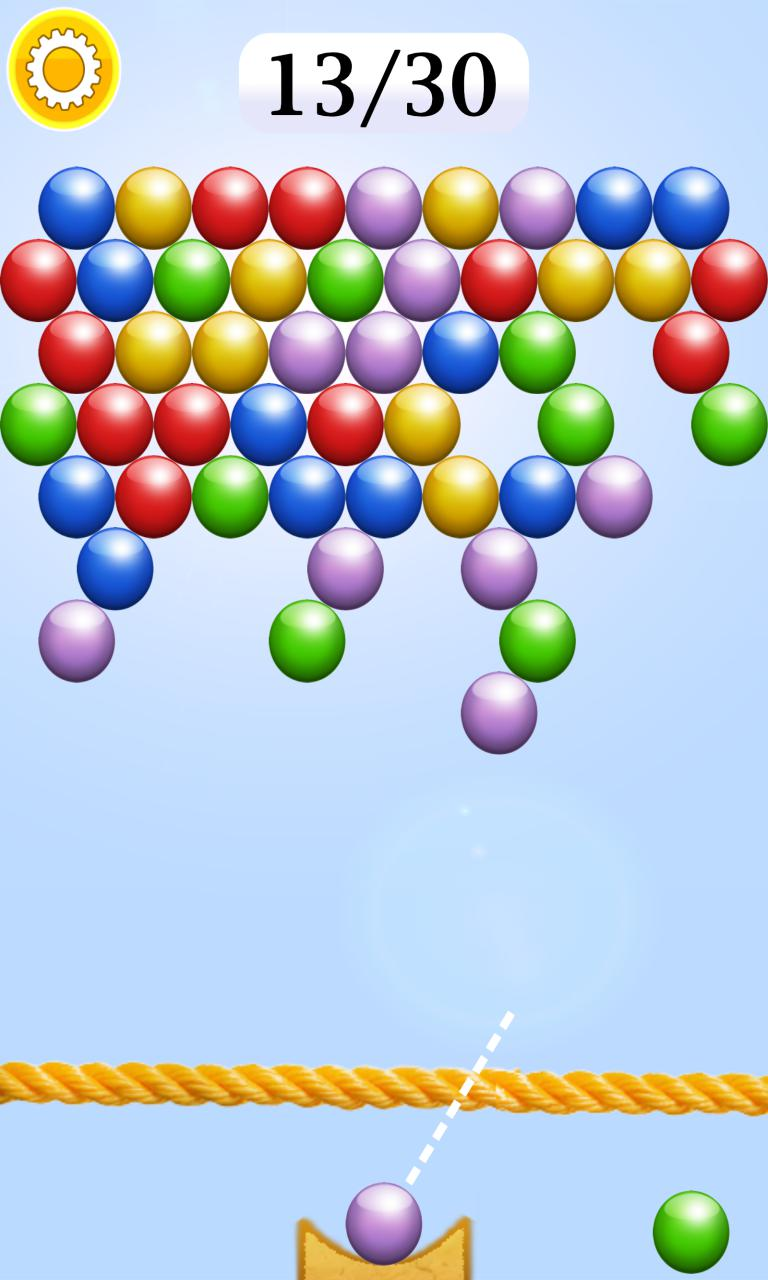 Bild Bubble Shooter